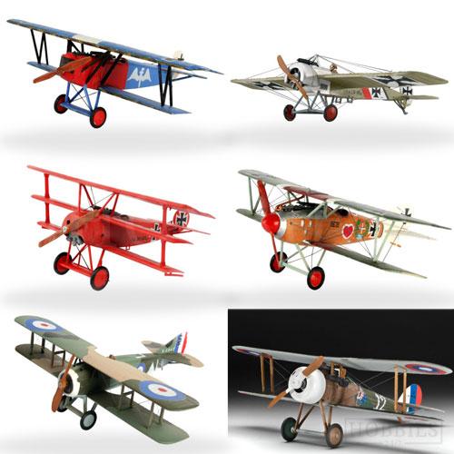 Sopwith Camel 2F.1 WWI 1//72 Airplane Model Kit U.K