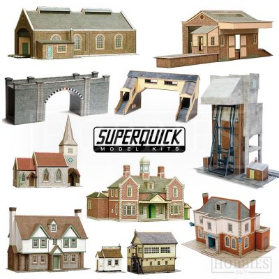 Buildings Card Kits