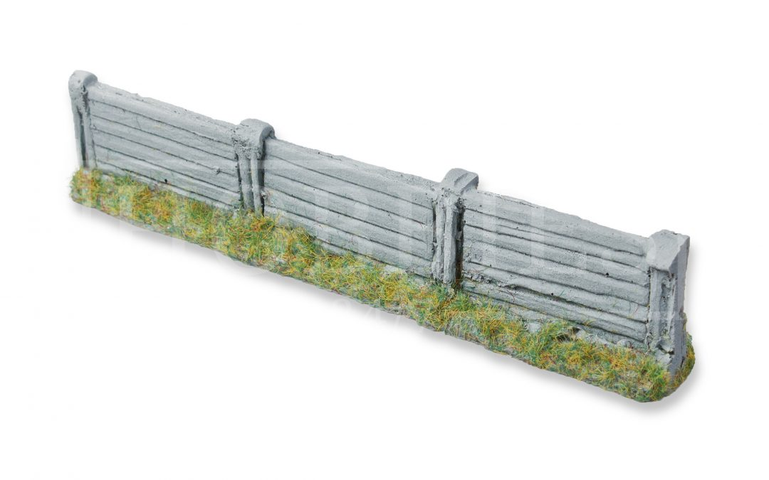 Javis OO Gauge Concrete Fencing