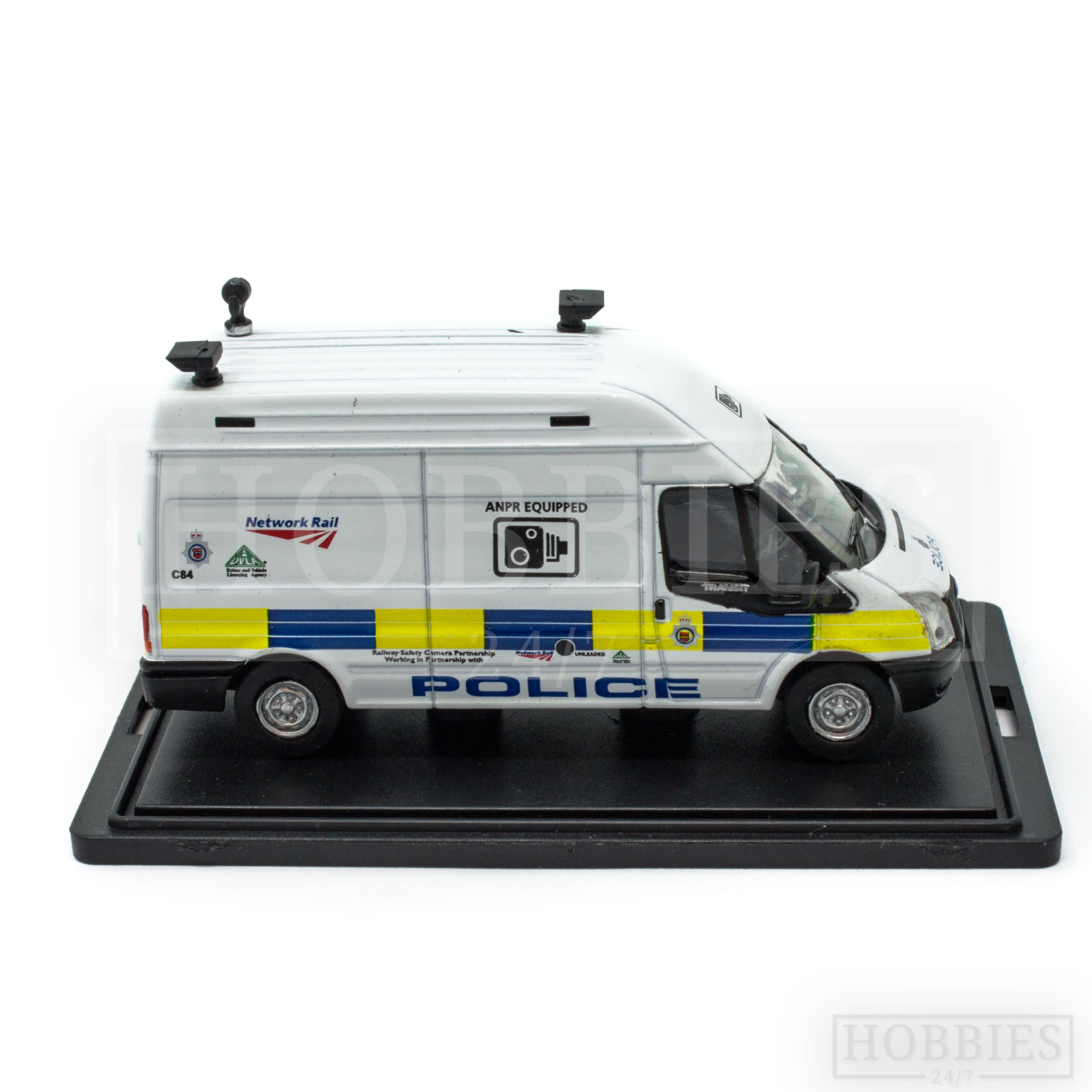 Oxford Ford Transit Lwb High Roof Nwr 1 76