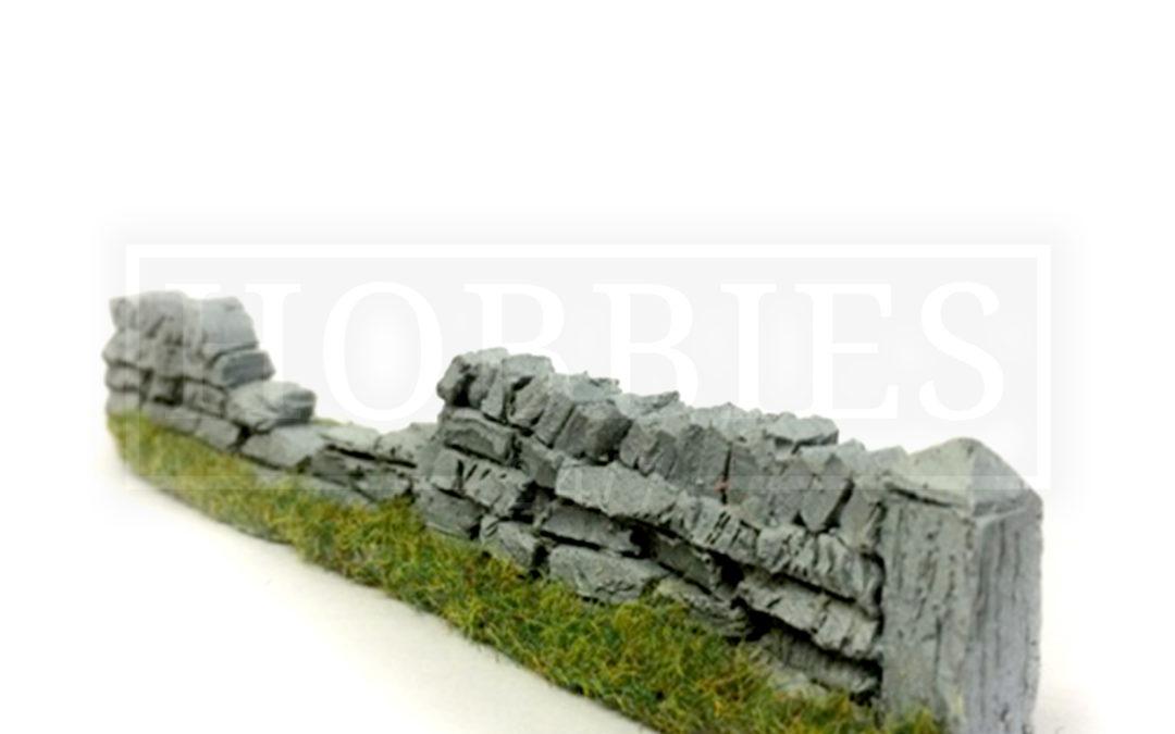 Javis Roadside Damaged Dry Stone Walling