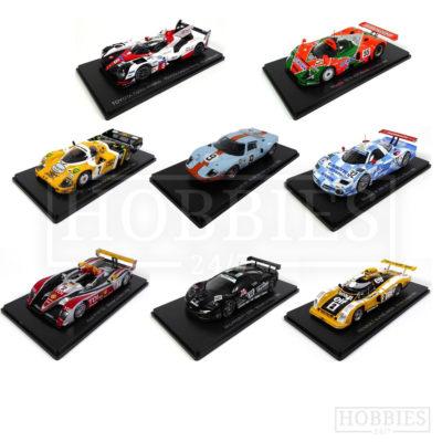 1/43 Scale Le Mans